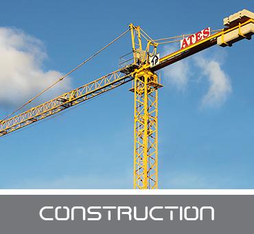 Ates Construction es la división que engloba andamios, gruas, material, herramientas y maquinaria para tus proyectos de construcción, siempre, con la calidad y experiencia de ATES.