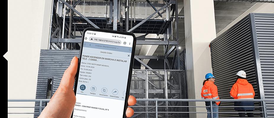 Servicio de mantenimiento multimarca ATES elevators