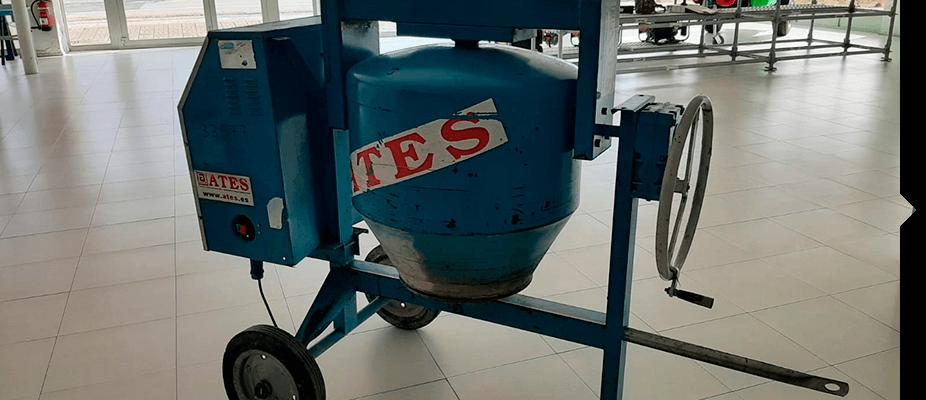 Hormigoneras 160 250 litros