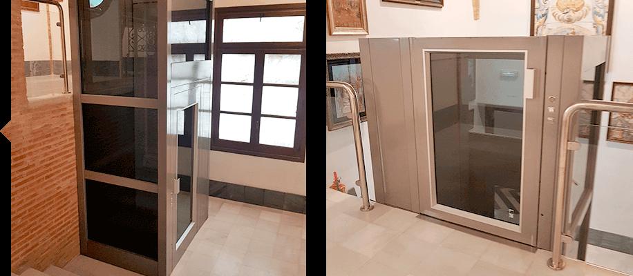 Soluciones de accesibilidad por ATES Elevators