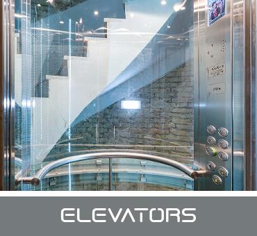 Ates Elevators o ascensores es la división que engloba las soluciones en elevación