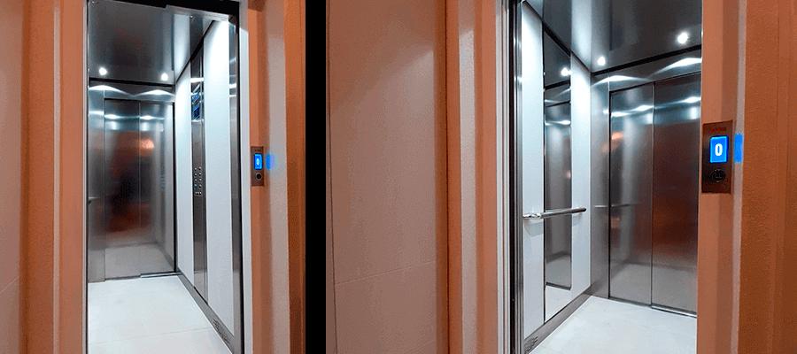 Mantenimiento de ascensores y soluciones de elevación en ATES Elevators